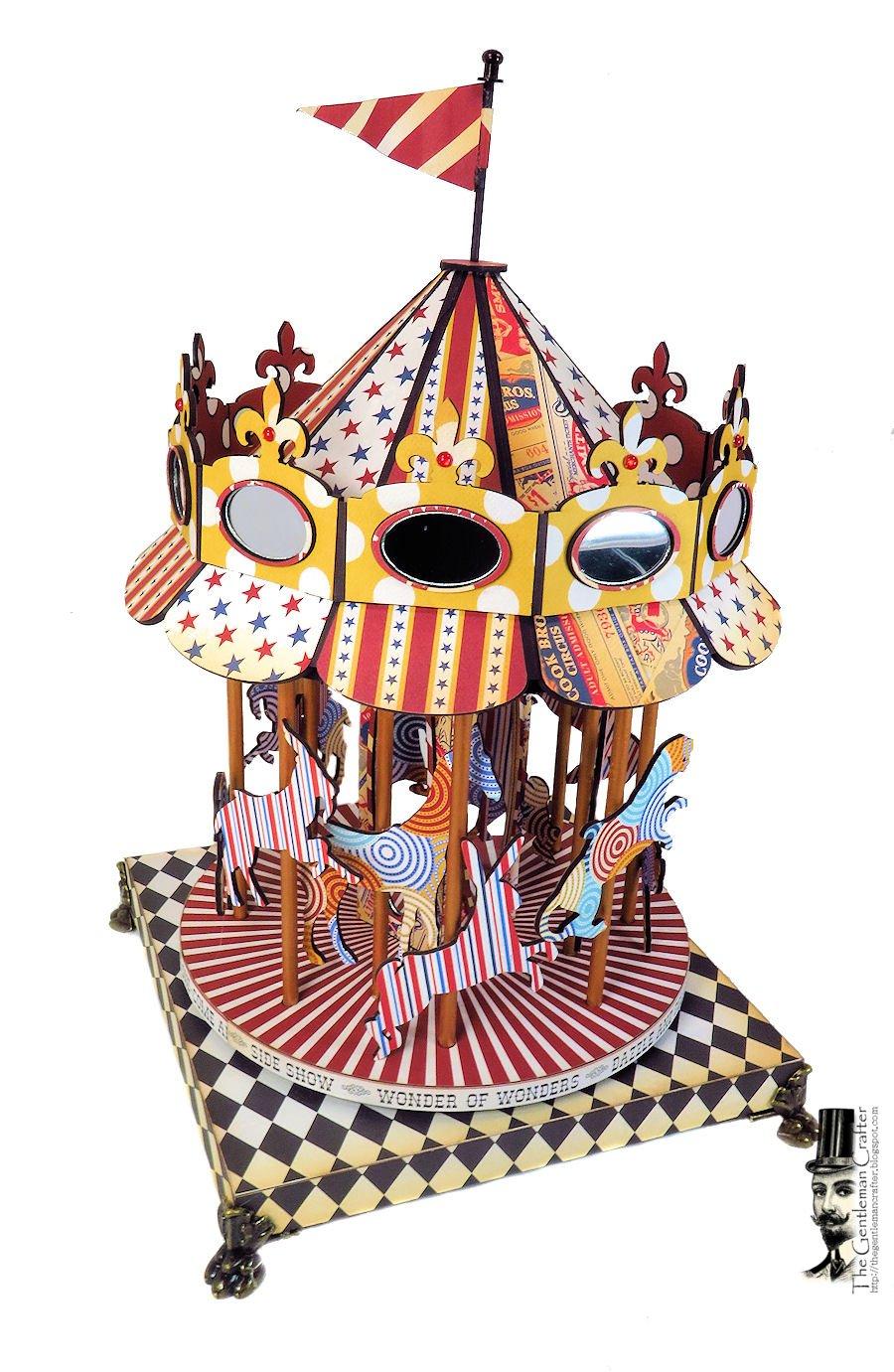 Image of Crackerjack Carousel Kit