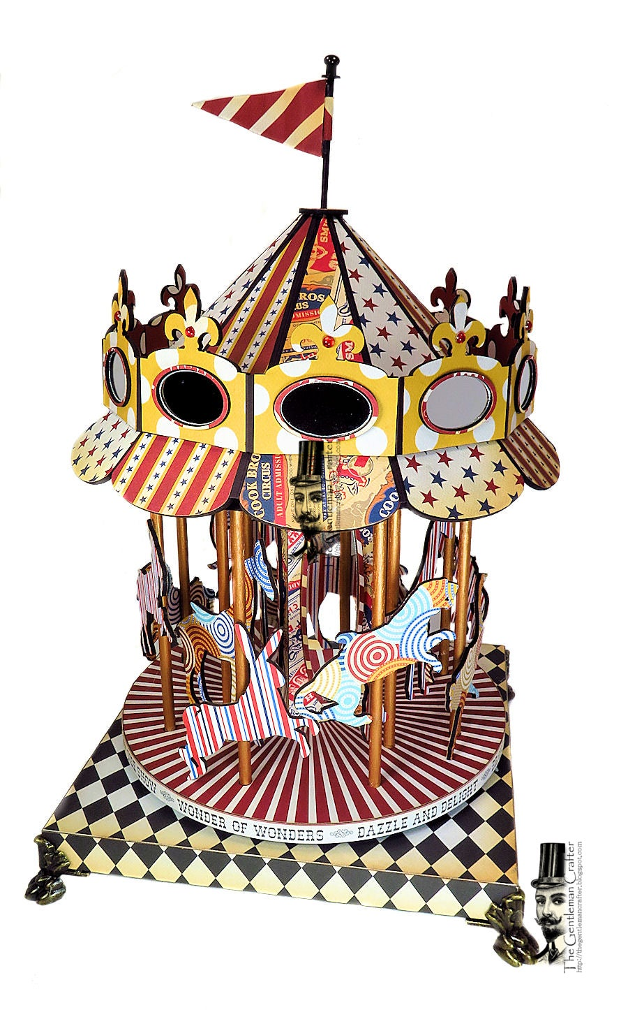 Image of Crackerjack Carousel Kit