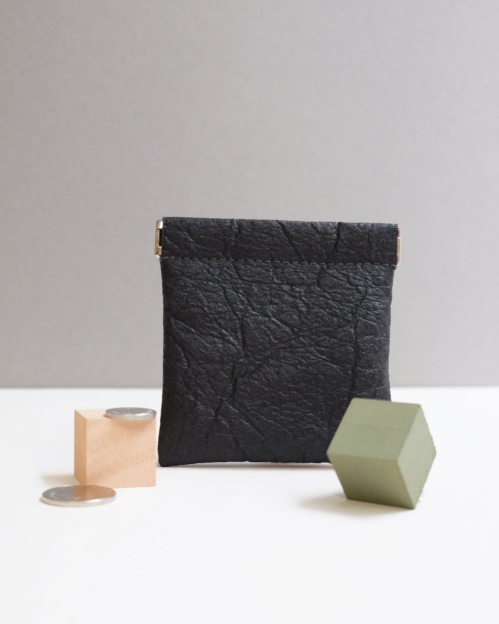 Image of Small Pouch Black