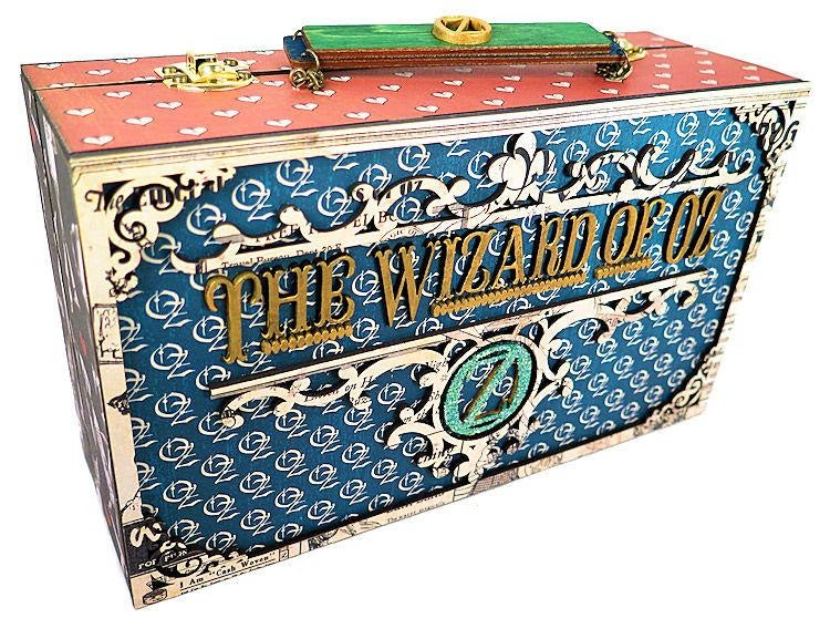 Image of Wizard of Oz Keepers Case Kit