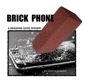 Image of Brick Phone