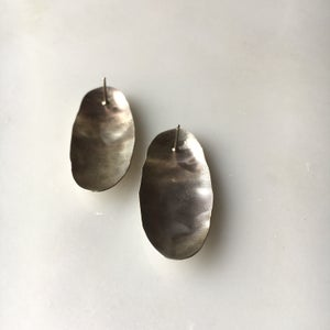 Image of tide earring