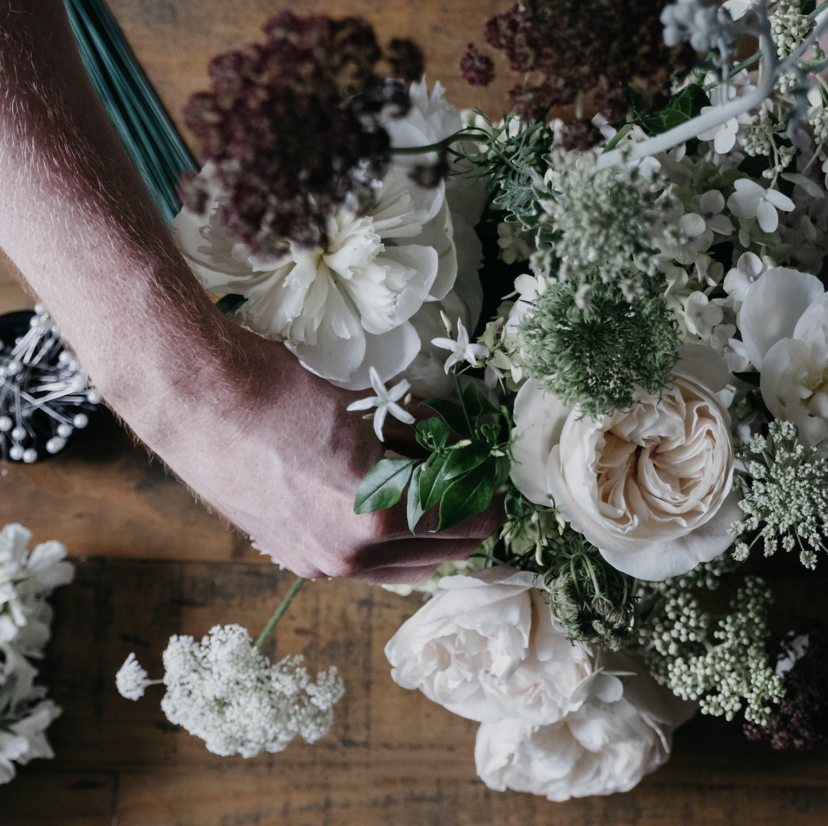 Image of 1 Day - Foundation Focus : Wedding Floristry