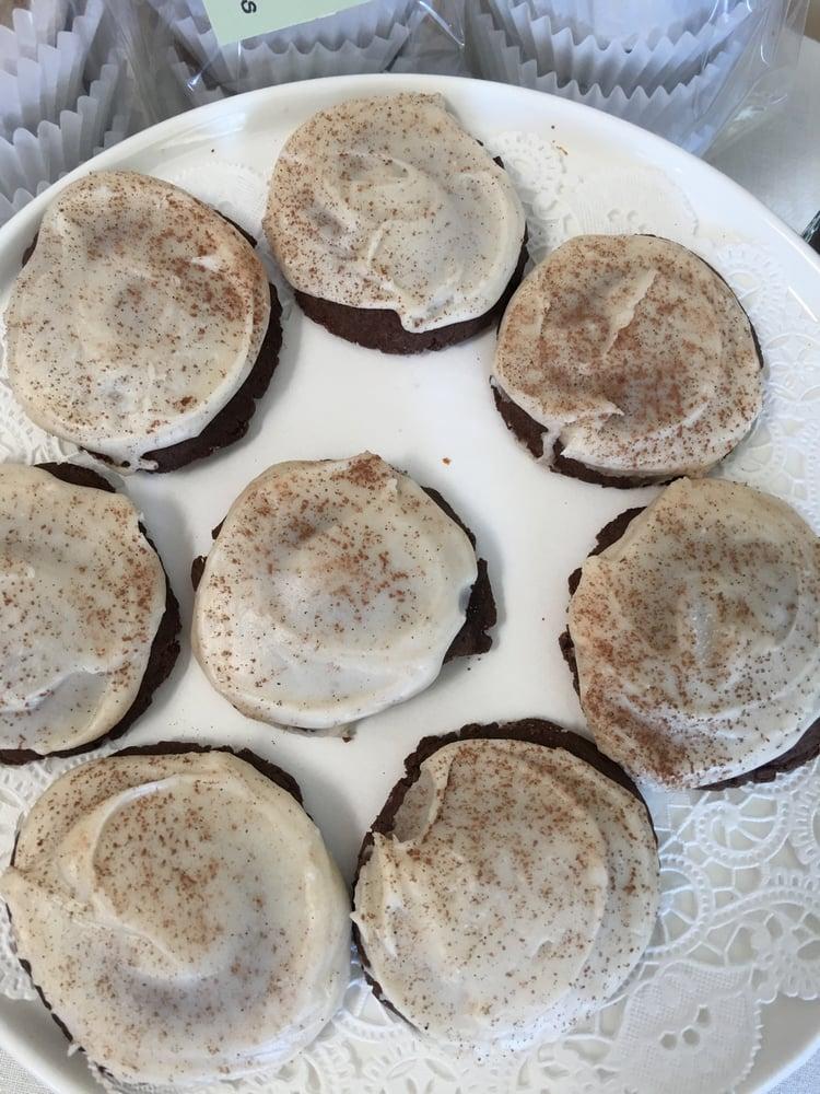 Image of Mocha Tea Cookies - TWO DOZEN