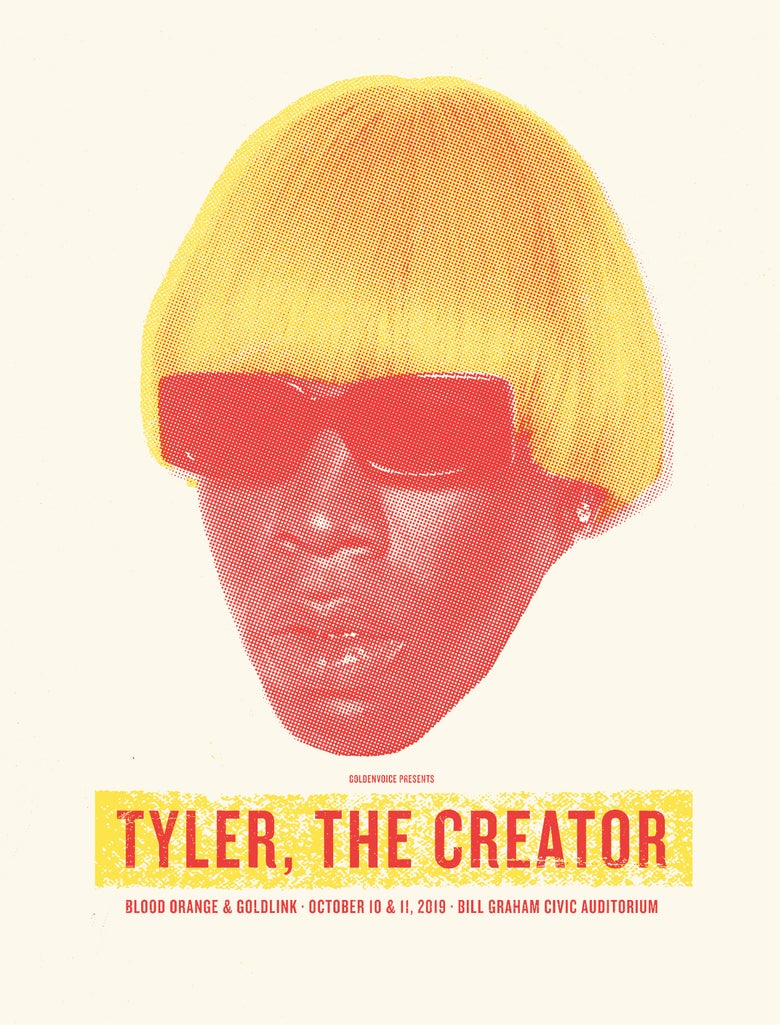 Image of Tyler, The Creator - San Francisco 2019