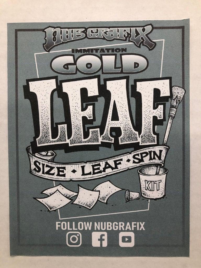Image of Size, Leaf, Spin! Kit