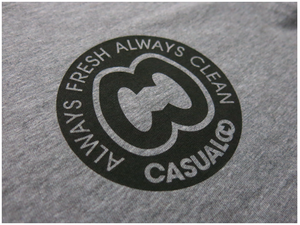 Image of 'FRESH & CLEAN' L/S CREW
