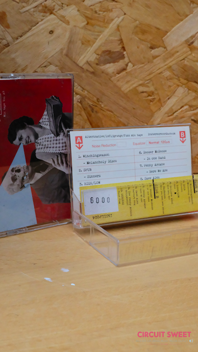 Image of CASSETTE STORE DAY 2019 RELEASE | INSTEREO RECORDS Mix Tape Vol 3