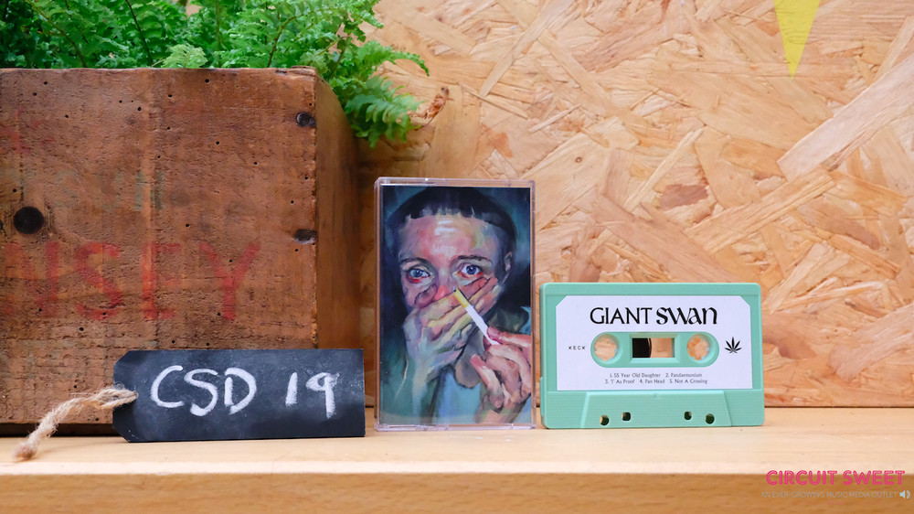 Image of CASSETTE STORE DAY 2019 RELEASE |  GIANT SWAN - GIANT SWAN ALBUM