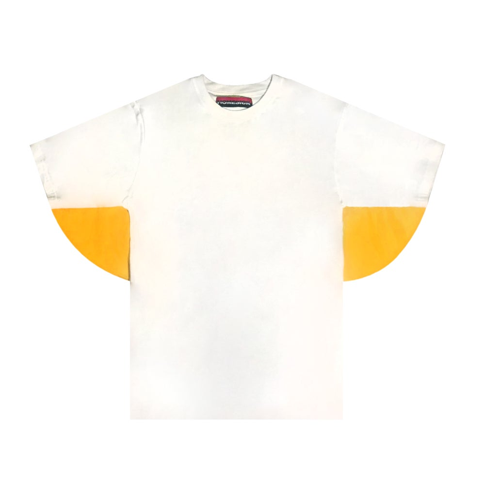 "Image of ""Flying Squirrel"" Tee (White)"