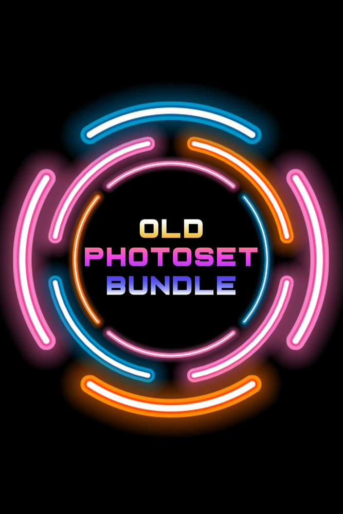 Image of OLD Photosets Bundle