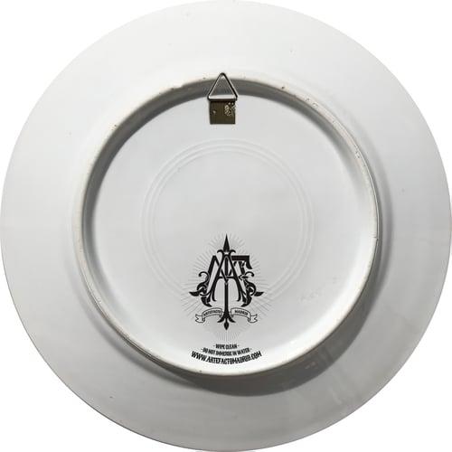 Image of Kingnientas - Vintage Porcelain Plate - King Kong #0660