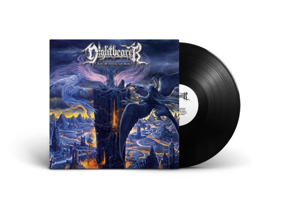 Image of Nightbearer • Tales of Sorcery and Death (Black Vinyl)