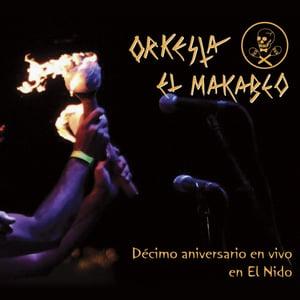 Image of DOUBLE CD- Décimo aniversario en vivo en El Nido