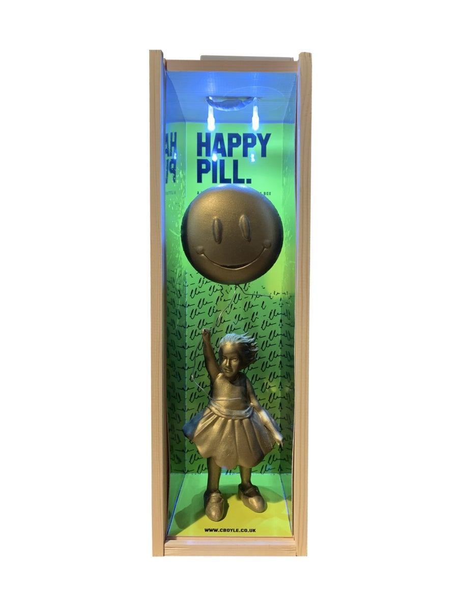 Image of Happy pill toy
