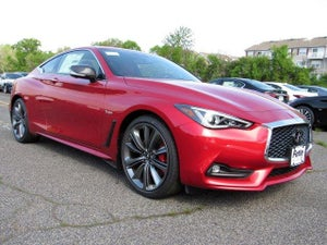 Image of Q60 Carbon Mirror Covers