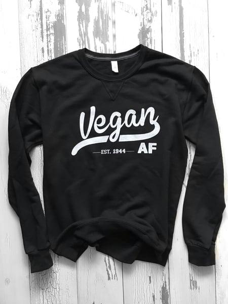 Image of Vegan af crewneck