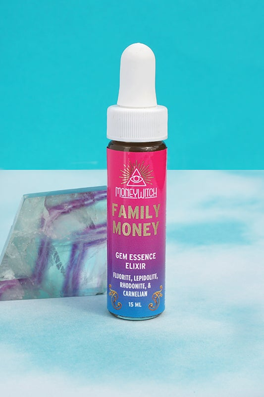 Image of Family Money Gem Essence Elixir