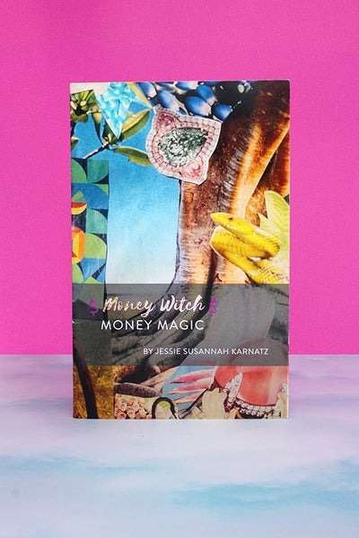 Image of Money Magic Zine