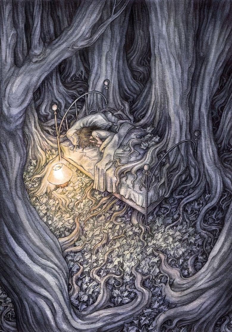 Image of 'Restless Slumber' by Adam Oehlers