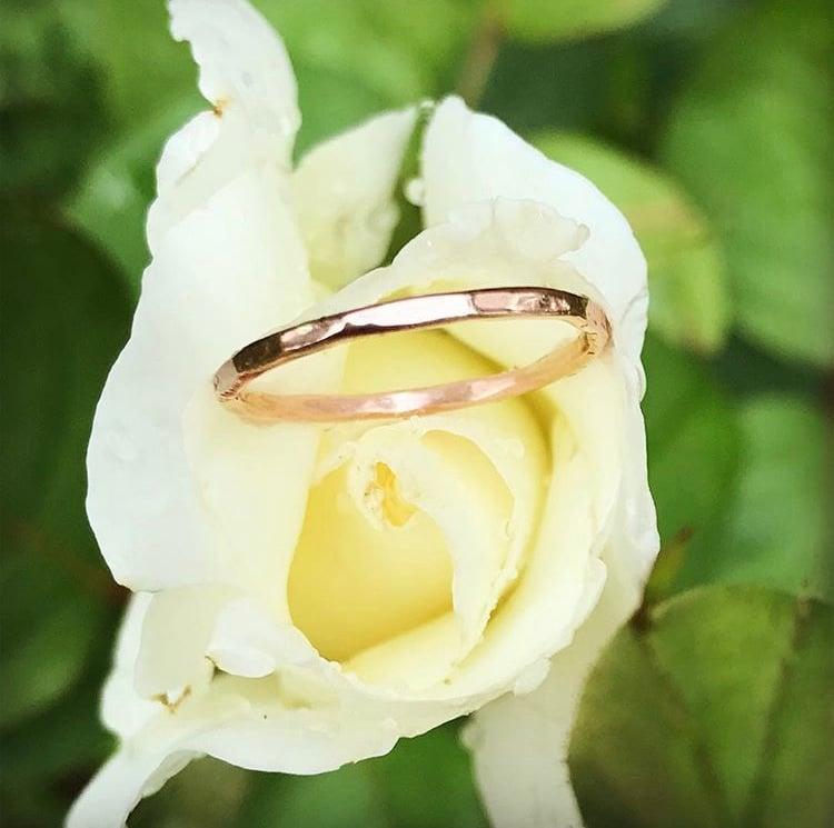Image of Custom emerald ring