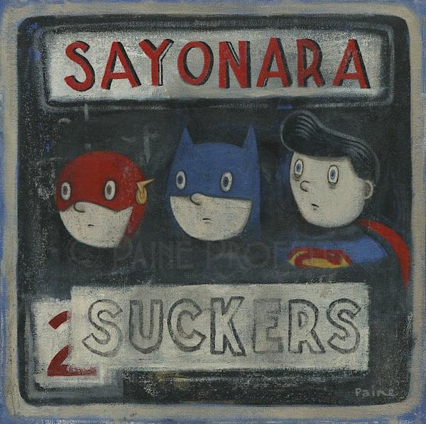 Image of Sayonara Suckers