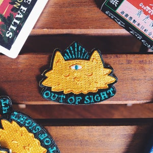 Image of OUT OF SIGHT PATCH