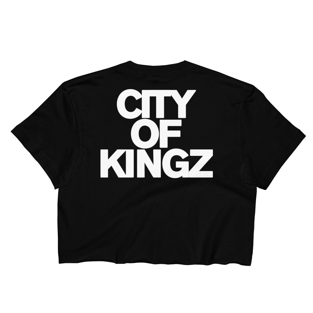 Image of CITY OF KINGZ CROPTOP