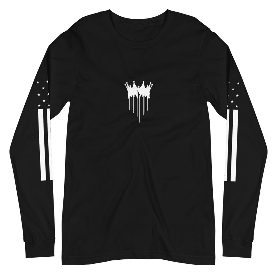 Image of CITY OF KINGZ LONG SLEEVE TEE