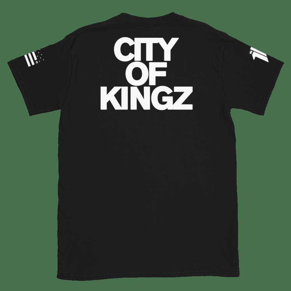 Image of CITY OF KINGZ - TEE REVAMP