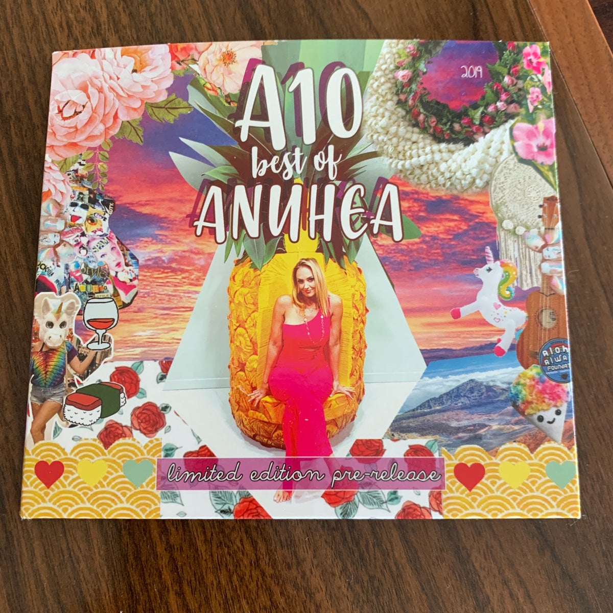 Image of A10: Best of Anuhea Limited Edition Preview (Autographed)