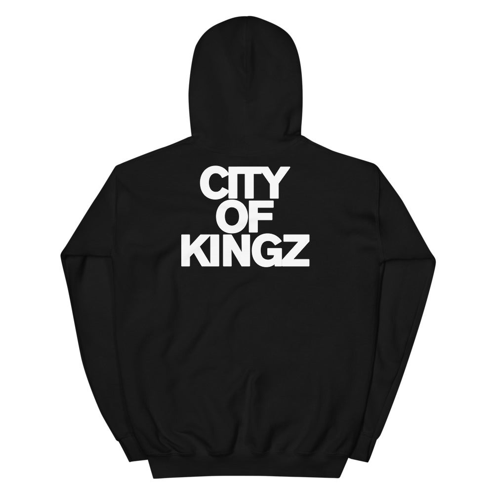 Image of CITY OF KINGZ REVAMP - HOODY