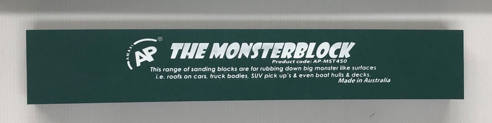 Image of Monsterblock 450mm (New Look)
