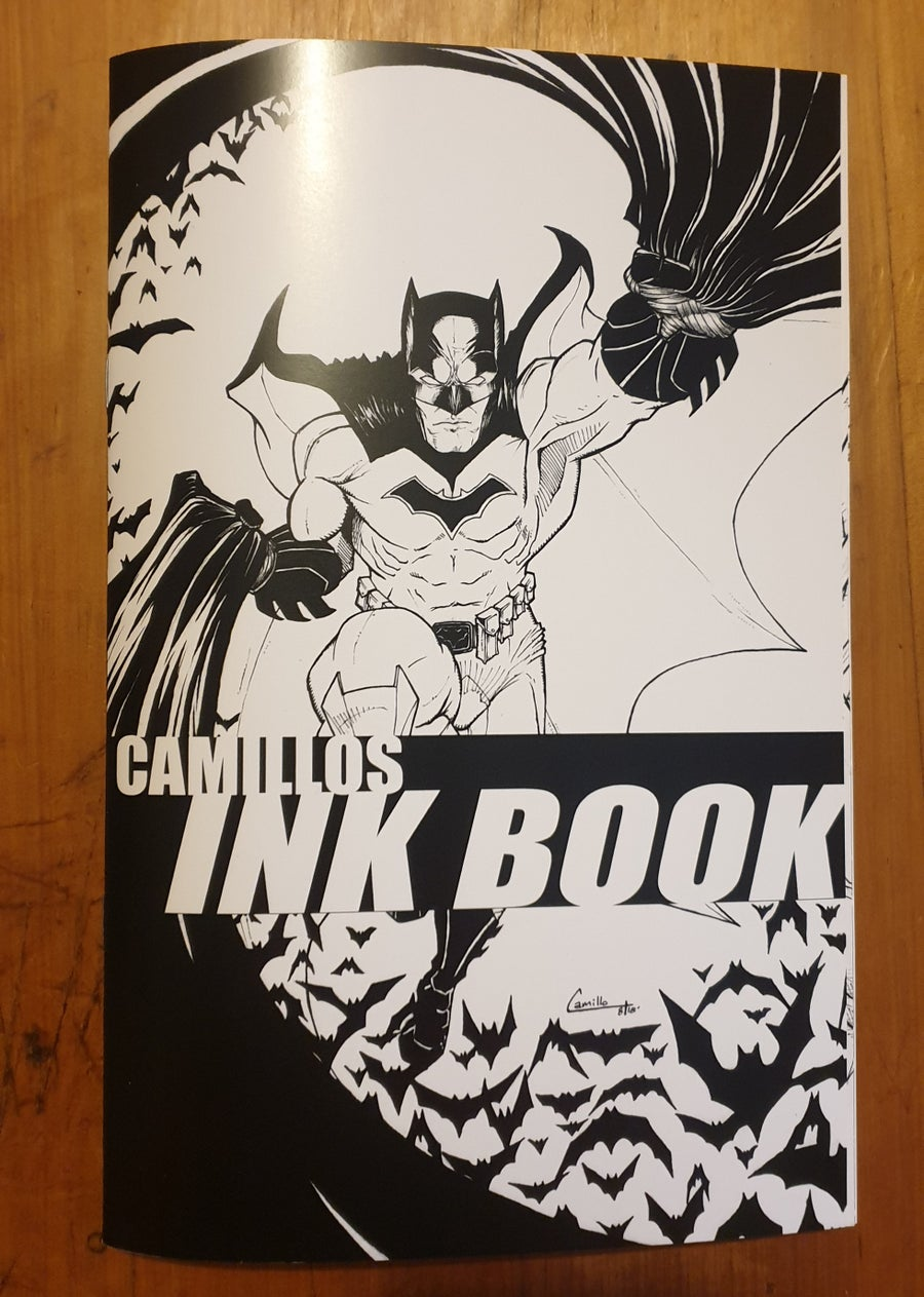 Image of Camillos INKBOOK