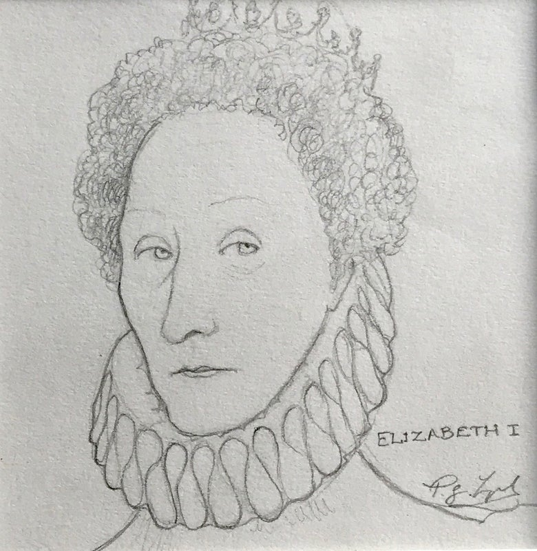 Image of Queen Elizabeth the First