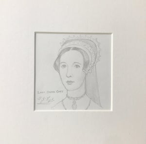 Image of Lady Jane Grey