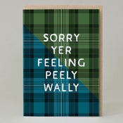 Image of Peely Wally (Card) TN020