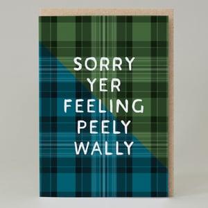 Image of Peely Wally (Card) TN020