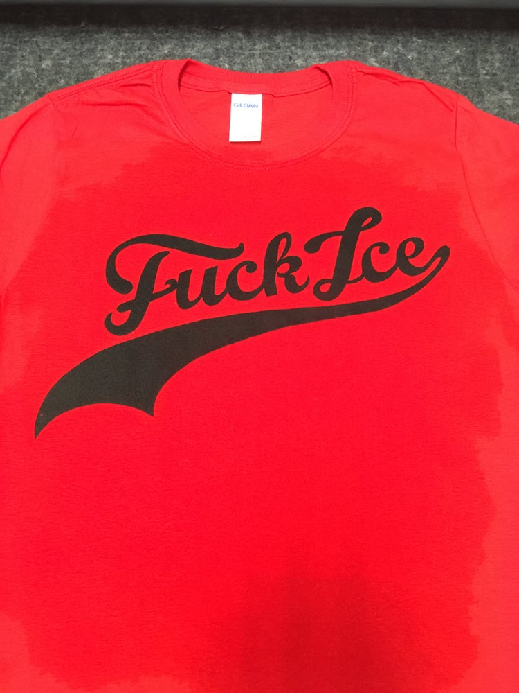 Image of F ice