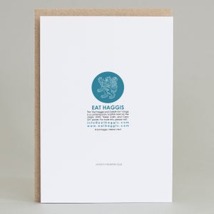 Image of 70th Birthday kilt card