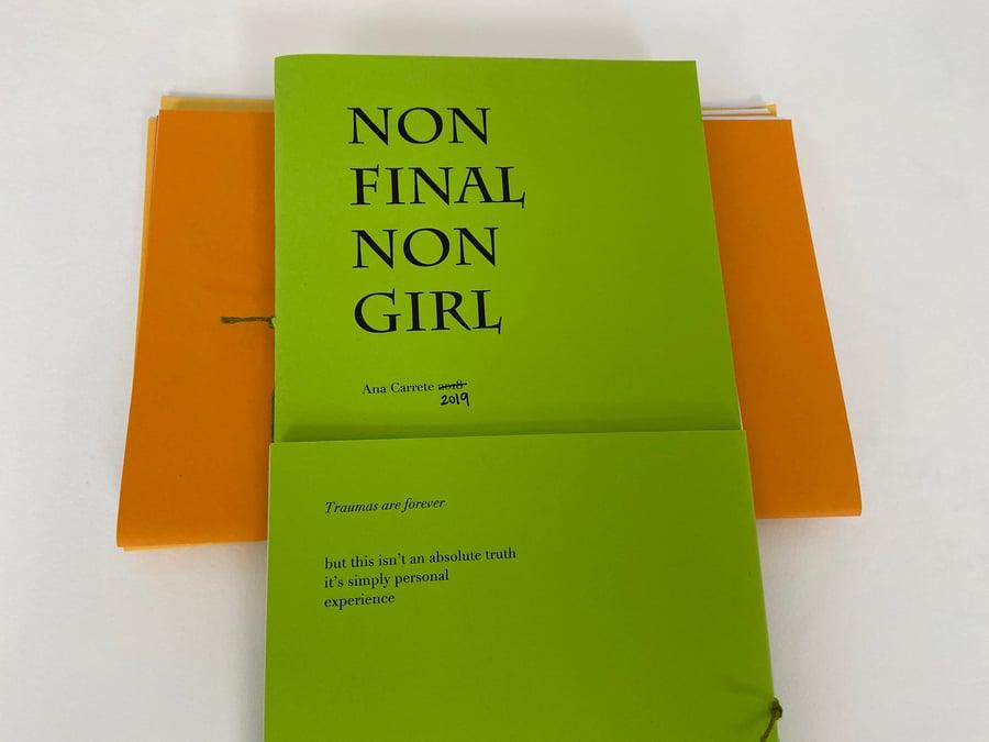 Image of Non-Final Non-Girl