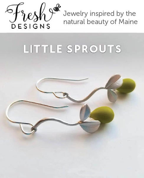 Image of Little Sprouts - Silver or Gold