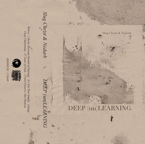 Image of Slug Christ x Nedarb : Deep (Un)learning : Limited Cassette Release