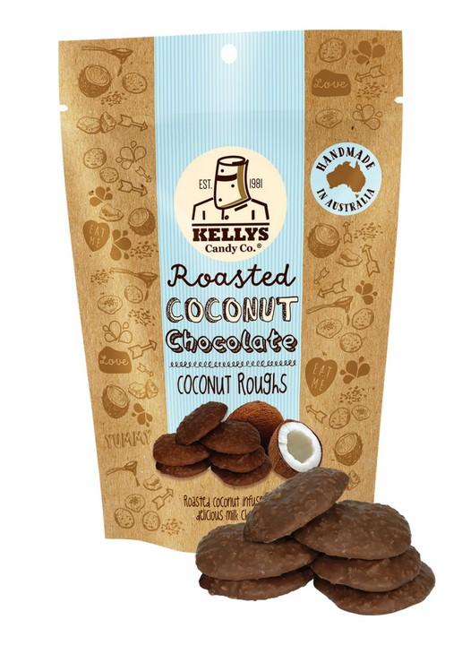 Image of COCONUT ROUGHS - POUCH 160G