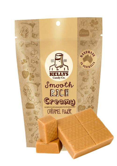 Image of Caramel Fudge - Pouch 225g