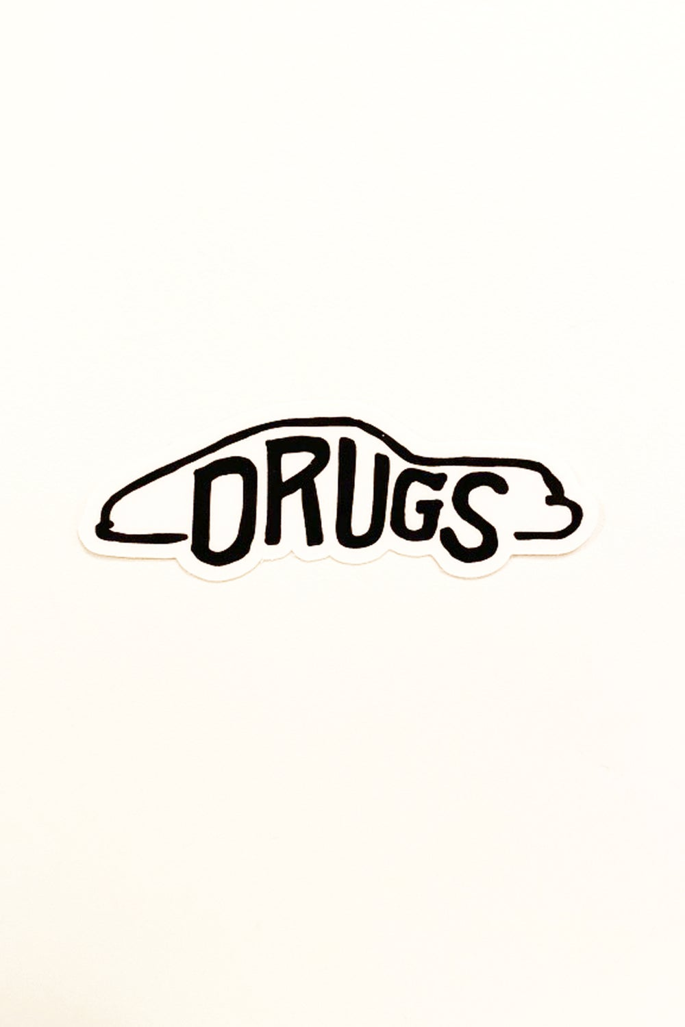 Image of Drugs Decal