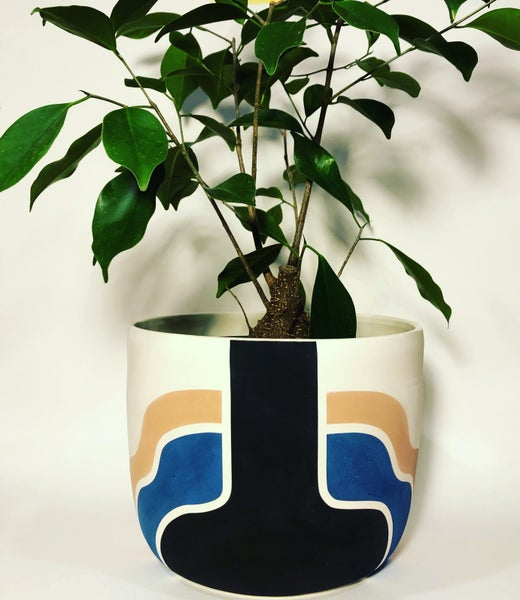 Image of XL Nouveau Planter ll