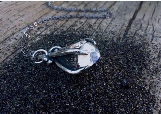 Image of Pendulum Necklace Charm-Short