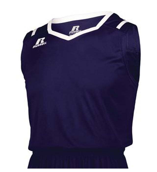 Image of Russell ATHLETIC CUT JERSEY DARK