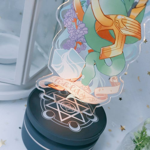 Image of Loki Nightlight [LAST CHANCE]